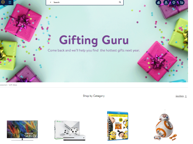 Create Gift Guides and Videos