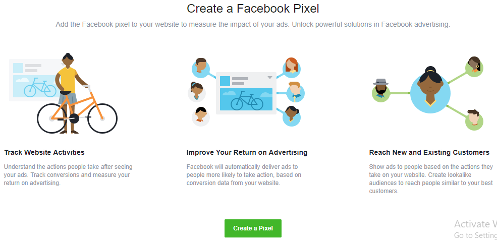 Create a Facebook Pixel for WooCommerce