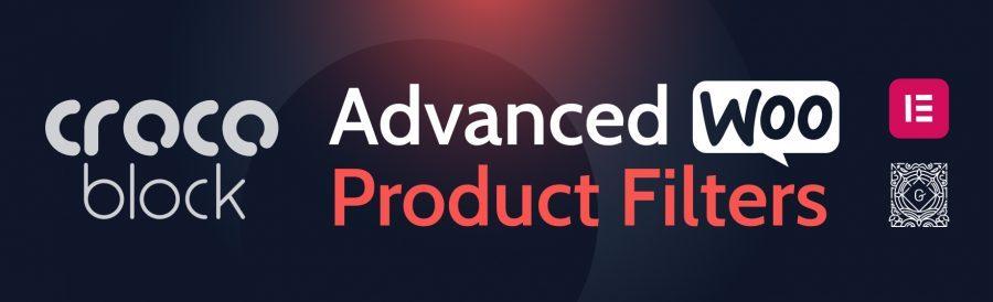 Crocoblock Advanced Woo Product Filters