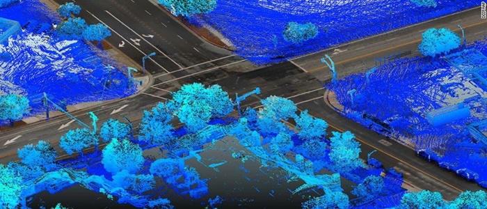 DeepMap AI for cars