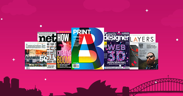 Best Web Design Magazines For Australian Web Designers