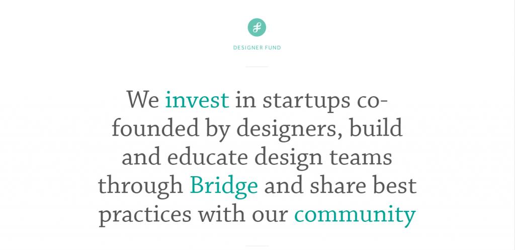 Designer Fund Community