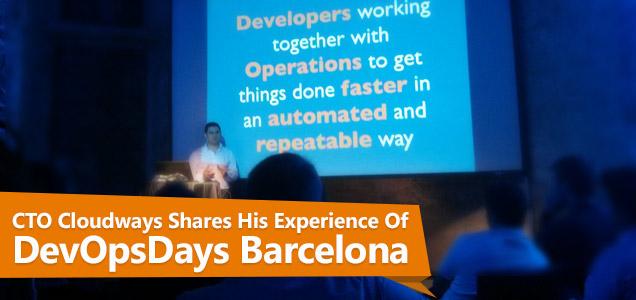 DevOpsDays Barcelona