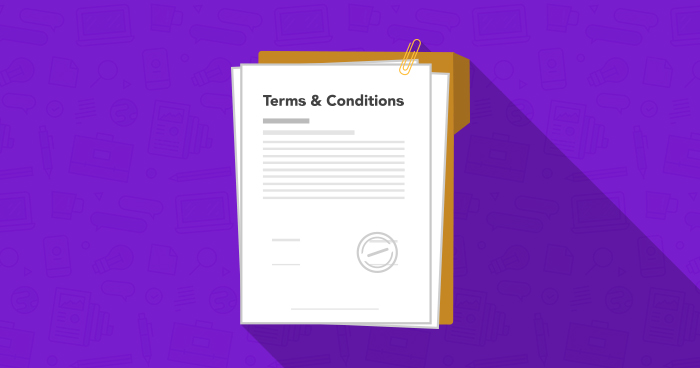 Terms and Conditions WordPress