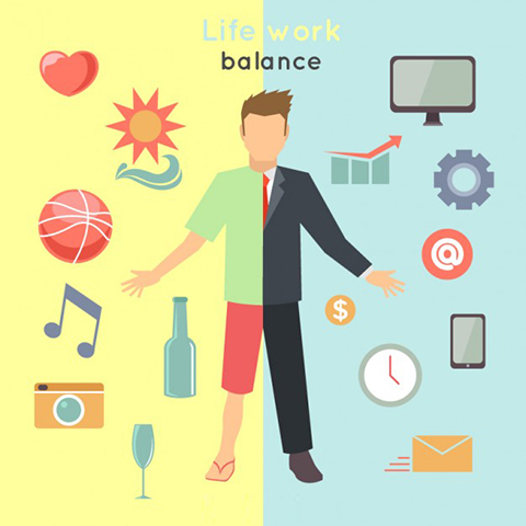 Don't Lose Sight of Work-Life Balance
