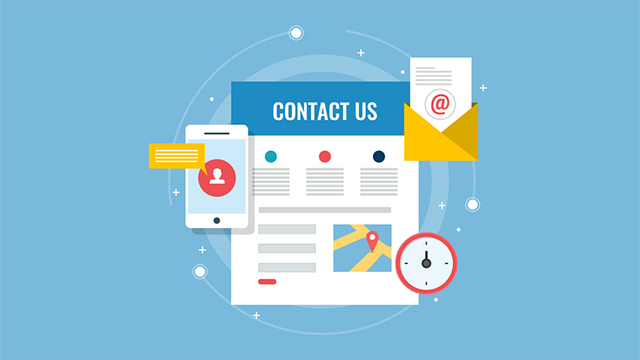You Don't Have a Contact Form