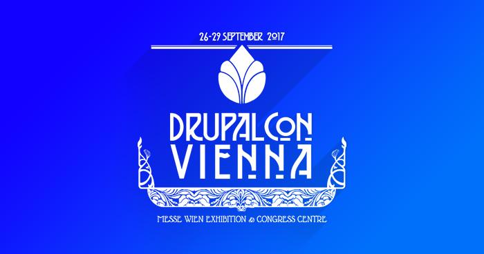 DrupalCon Vienna Banner