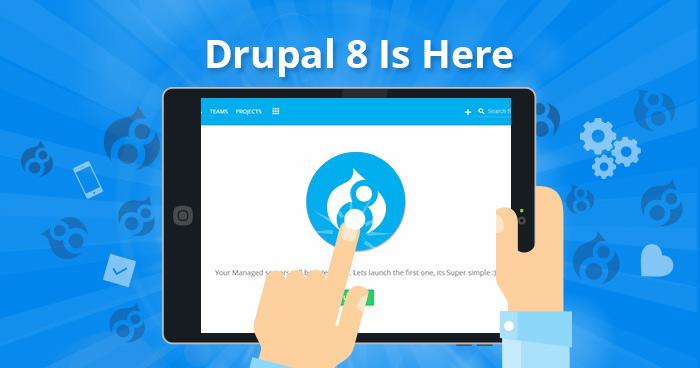 Deploy Drupal 8 on Cloud