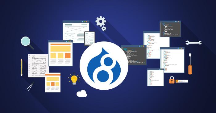 Drupal 8 Theme Development Banner