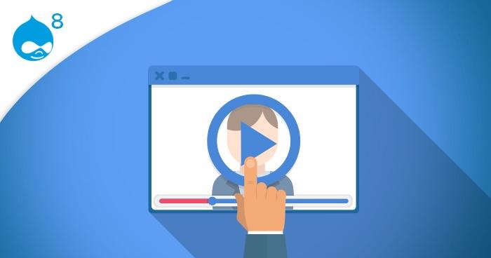 Embed Videos in Drupal Banner