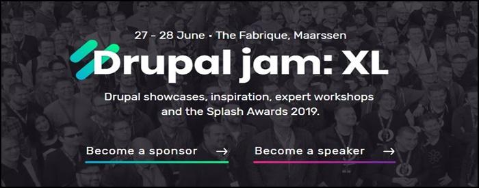 Drupal Jam 2019