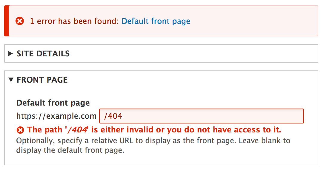 inline form errors module