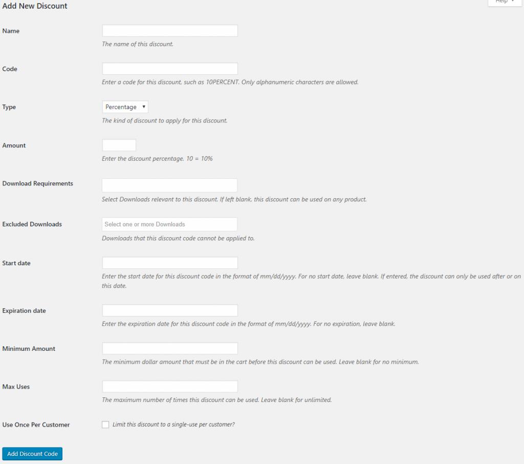 Easy Digital Download WordPress Plugin (11)