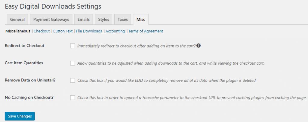 Easy Digital Download WordPress Plugin (2)