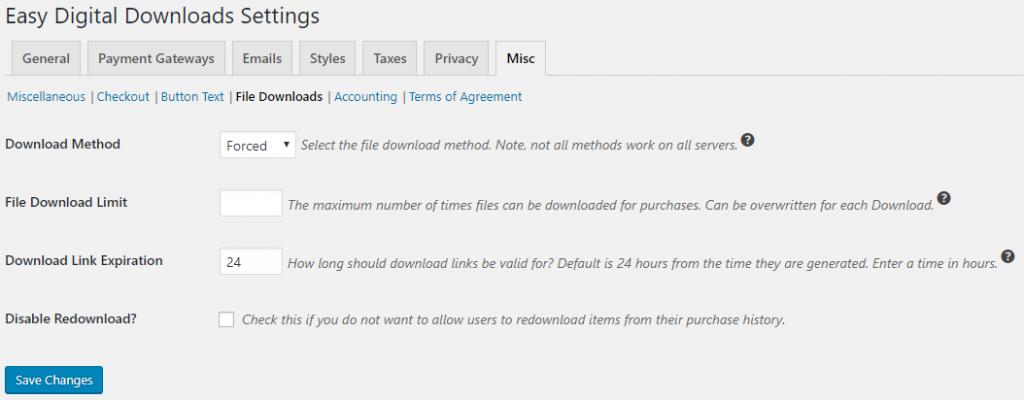 Easy Digital Download WordPress Plugin (4)