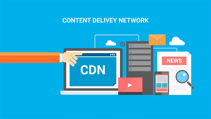 Efficient Content Delivery Network