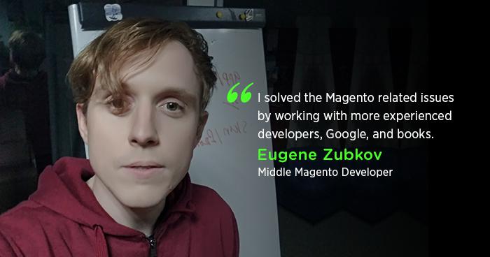 Eugene Zubkov Interview