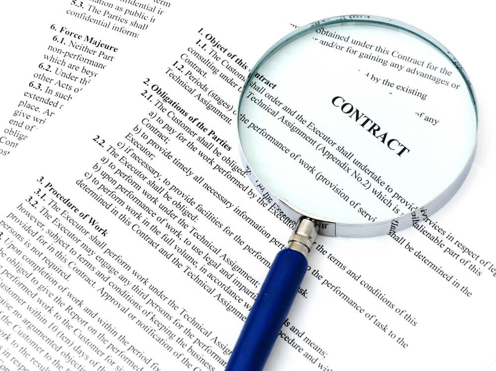 FCPAmericas - Contract