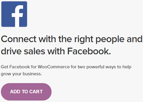 Facebook for WooCommerce (By WooCommerce)