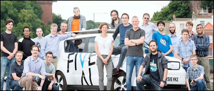 Five AI Startup