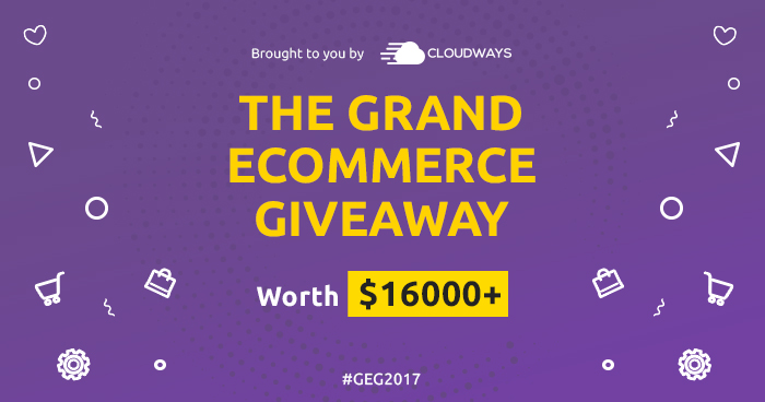 Grand Online Ecommerce Giveaway