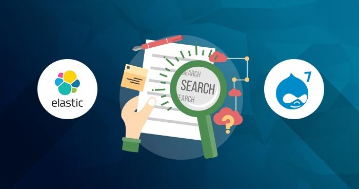 ElasticSearch Drupal Banner