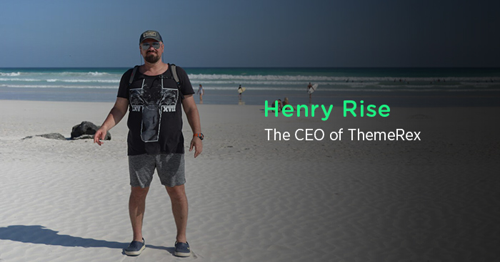 CEO of ThemeRex