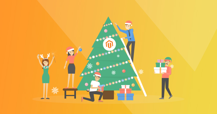 Magento Community Christmas