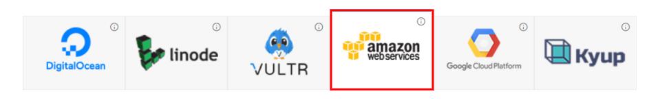 Host WordPress on AWS Cloud Server