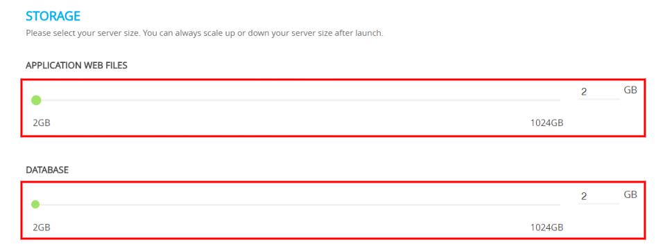 Host WordPress on AWS Storage