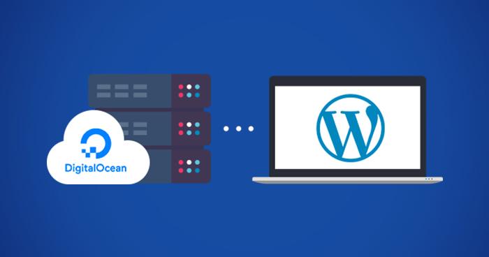 Host WordPress on DigitalOcean