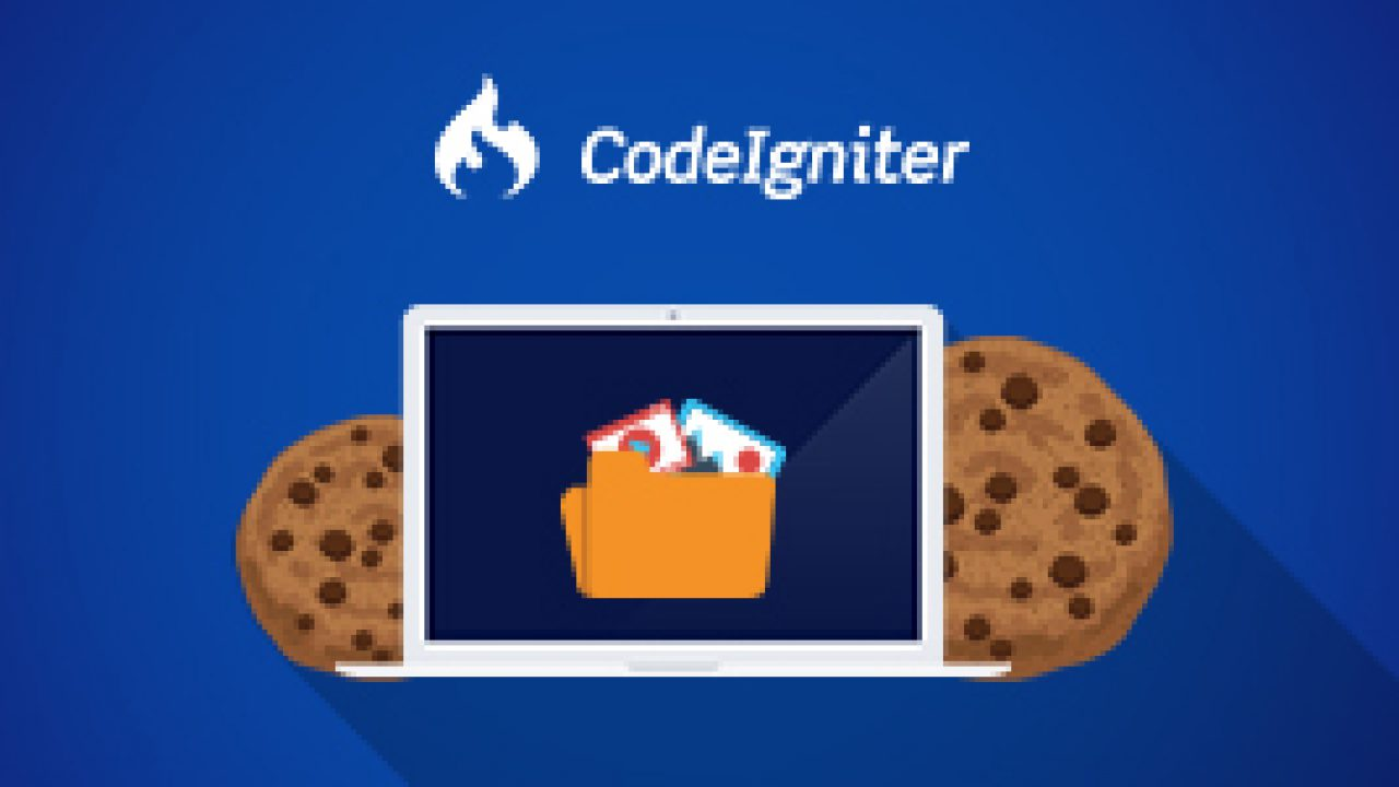 Set cookies in CodeIgniter projects