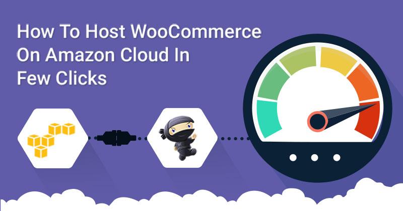 Host WooCommerce on Amazon