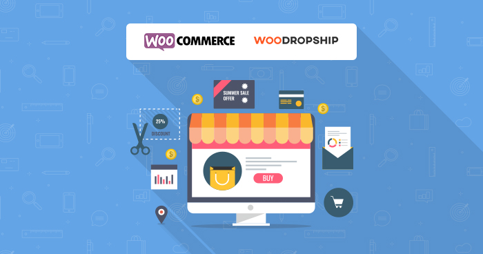WooCommerce Dropshipping Store