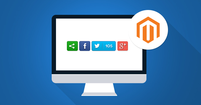 social sharing button in Magento 2