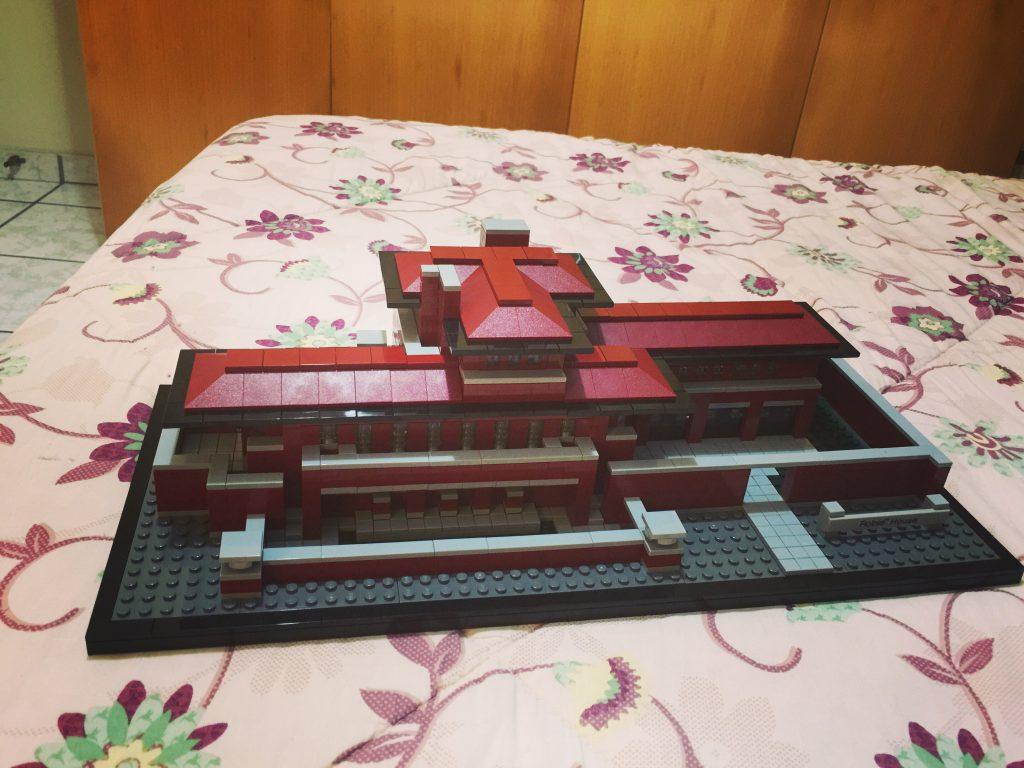 Lego fan
