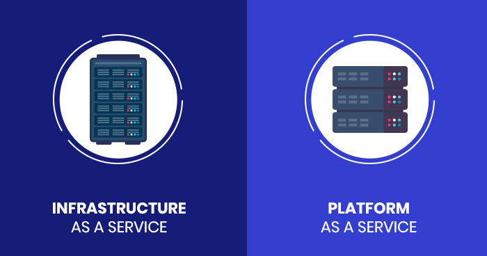 Differences Between Iaas and Paas