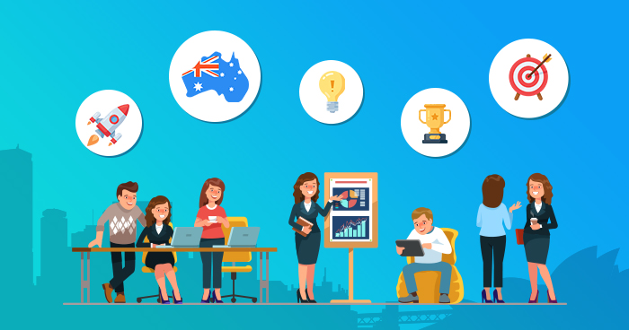 startup incubator In Australia