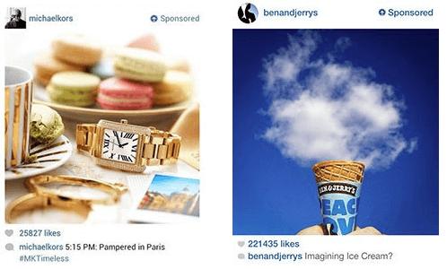 Instagram promotional Posts