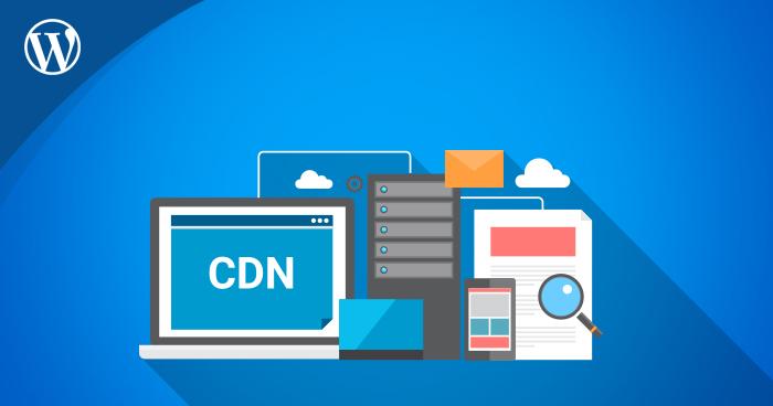 Integrate CDN to WordPress