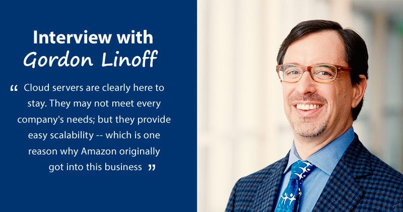 Gordon Linoff Interview