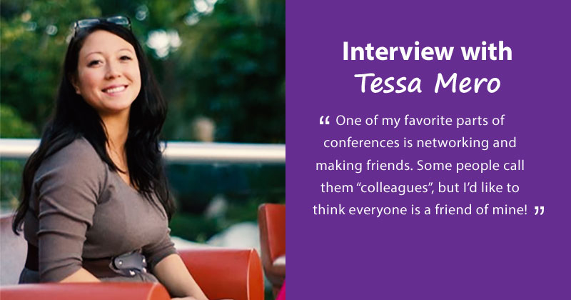Tessa Mero Interview