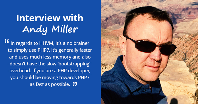 Interview with Andy Miller