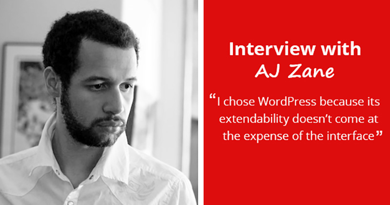 AJ Zane Interview