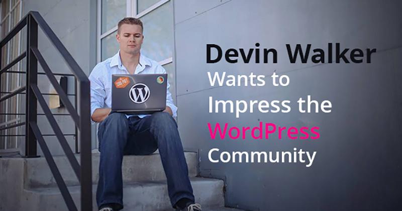 Devin Walker Interview