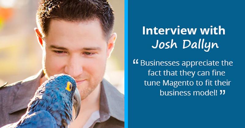 Josh Dallyn Interview