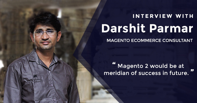 Darshit Parmar Interview