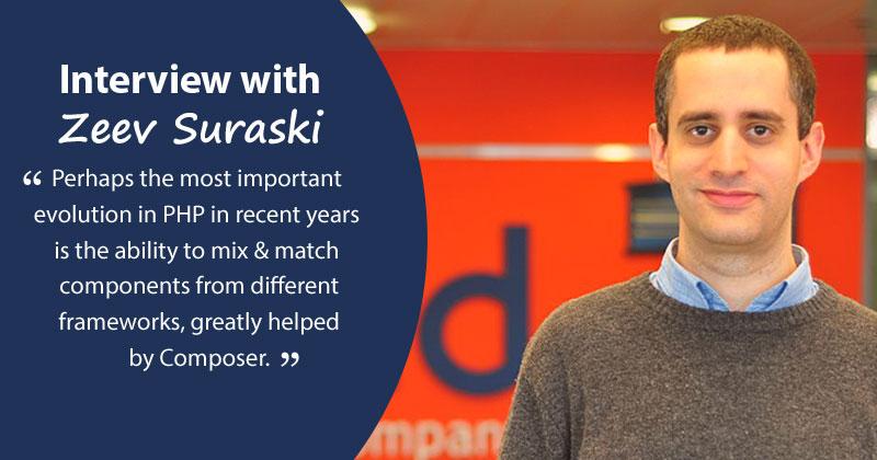 Zeev Suraski Interview