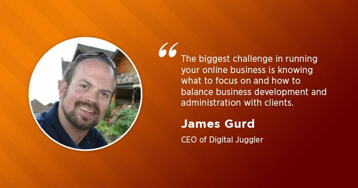 James Gurd Interview