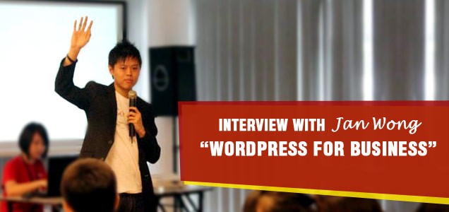 Jan Wong WordPress Interview
